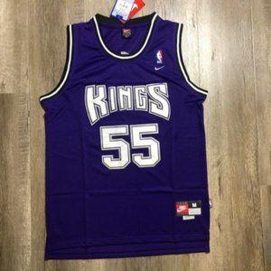 Jason Williams Sacramento Kings Jersey
